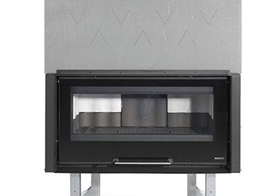 Италианска горивна камера  Monoblocco 1000 Piano Crystal