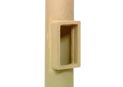 Керамична тръба за вратичка