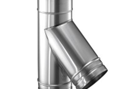 Елемент за включване на 45°